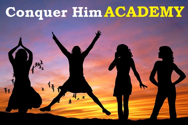 Conquer Him Female Led Relationship Training Academy