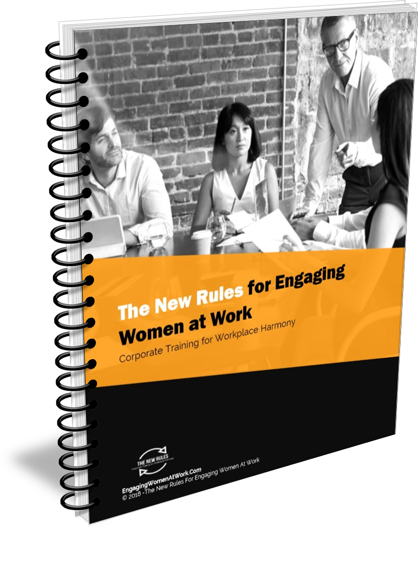 The New Rules for Interacting With Women In the Workplace